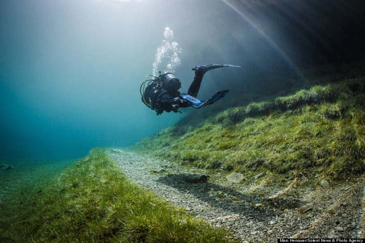 Austria's spectacular underwater world (8)