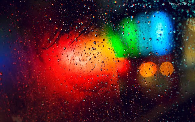 Excellent Wallpapers Rain and Storm  (14)