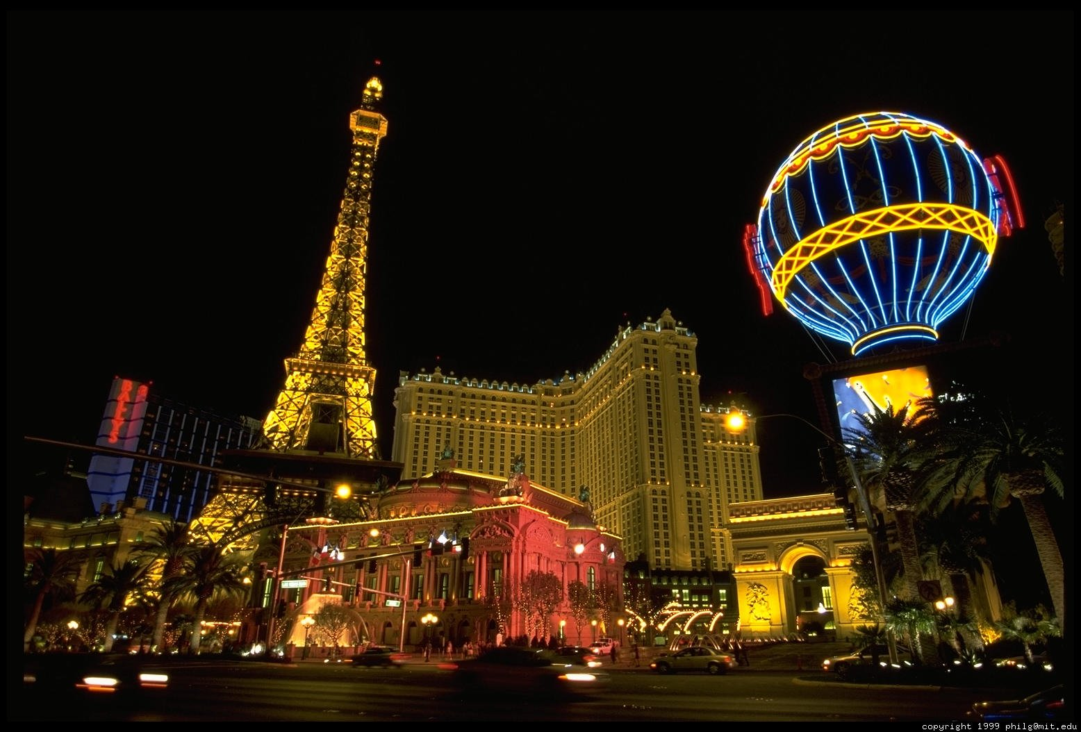 Las Vegas popular Casino Photography (3)