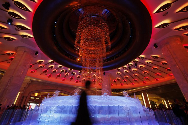 Las Vegas popular Casino Photography (1)