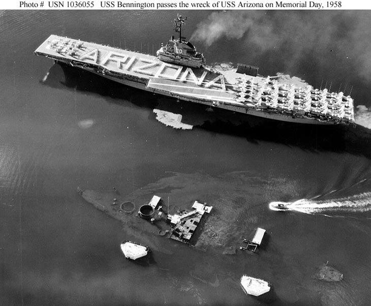 The USS Arizona Memorial (1)