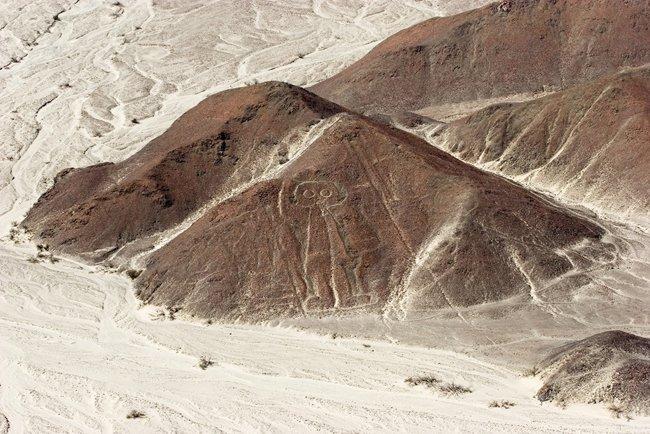 nazca lines aliens - Austronaut