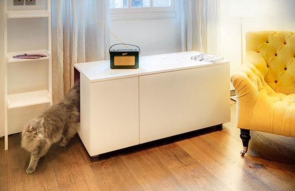 18 Fabulous pet Furniture Ideas