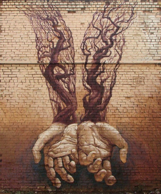 Most interesting photos of  Street Art  (2)