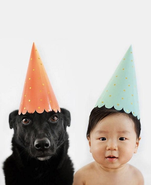 Rescue Dog And Baby (6)