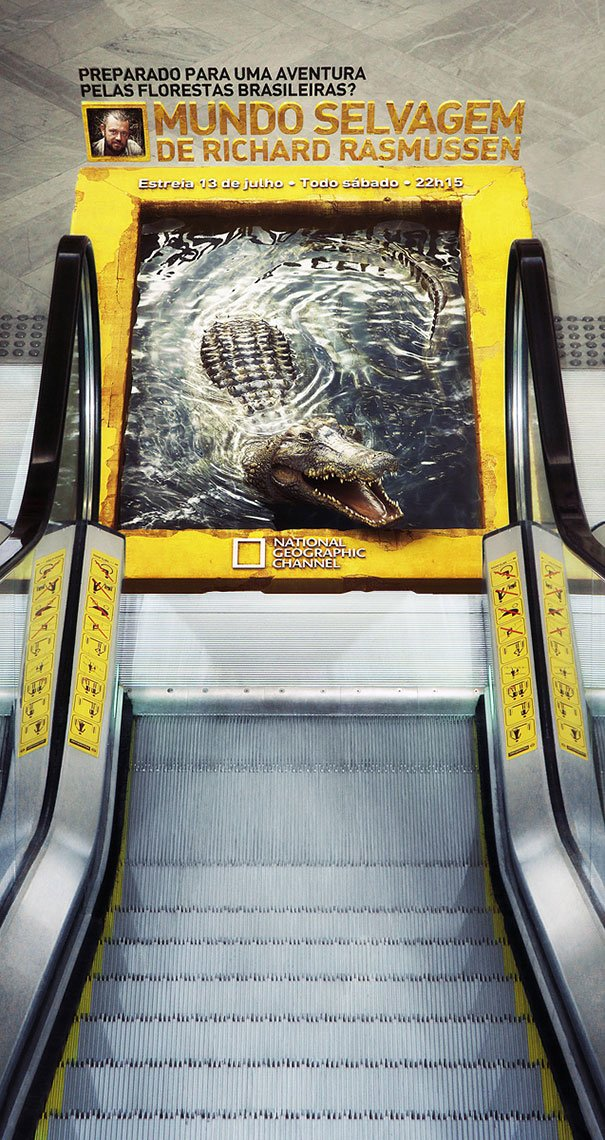 Ambient Ads Know How To Grab Your Attention (13)