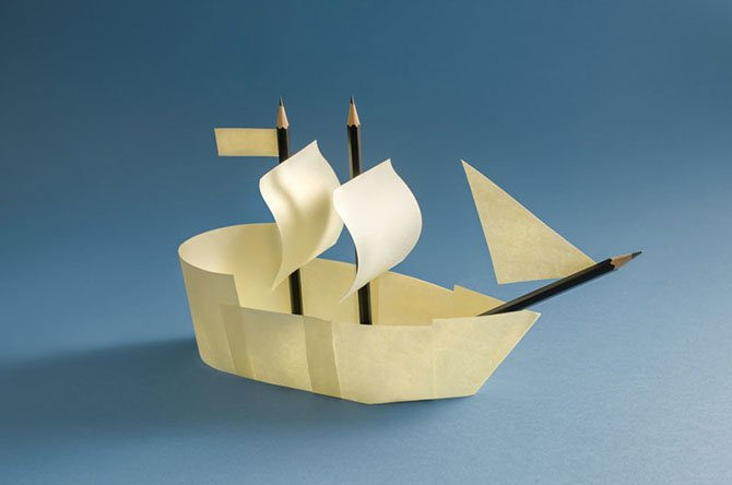 creative works made from everyday objects (1)