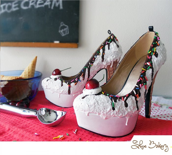 Shoe Bakery - shoes, which wants to eat (2)