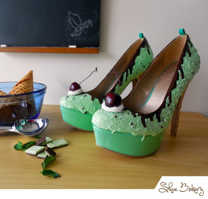 Shoe Bakery - shoes, which wants to eat (1)