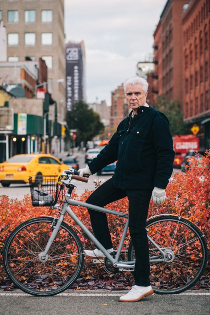 Portraits of Hip New Yorkers with Their Bikes  (11)