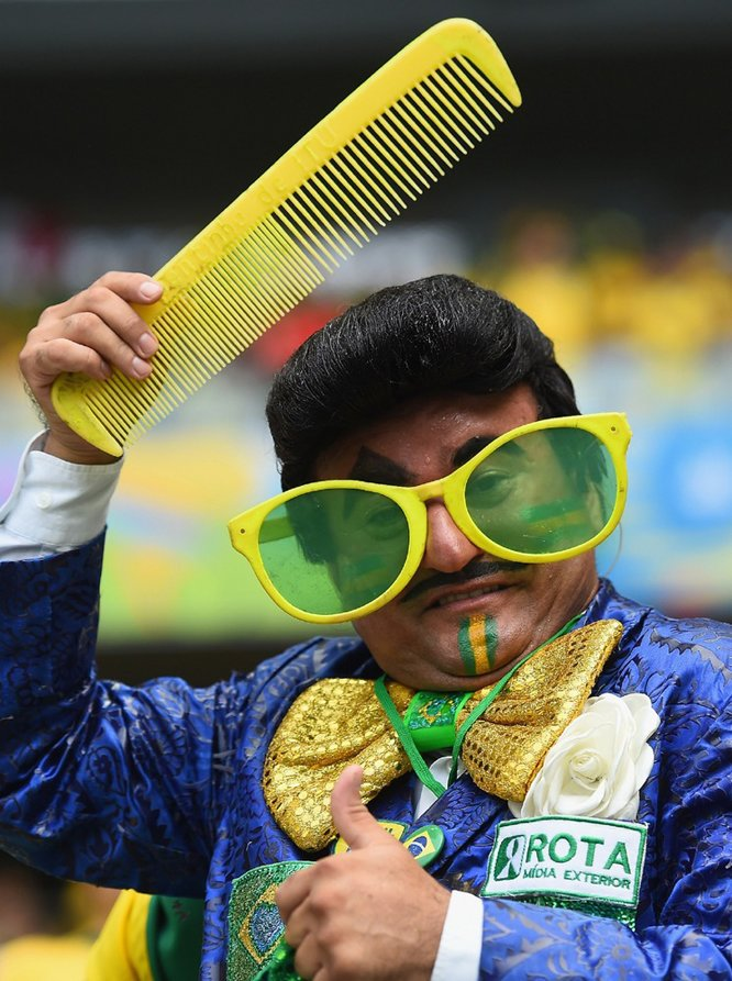 creative costumes fans at World Cup 2014 (11)
