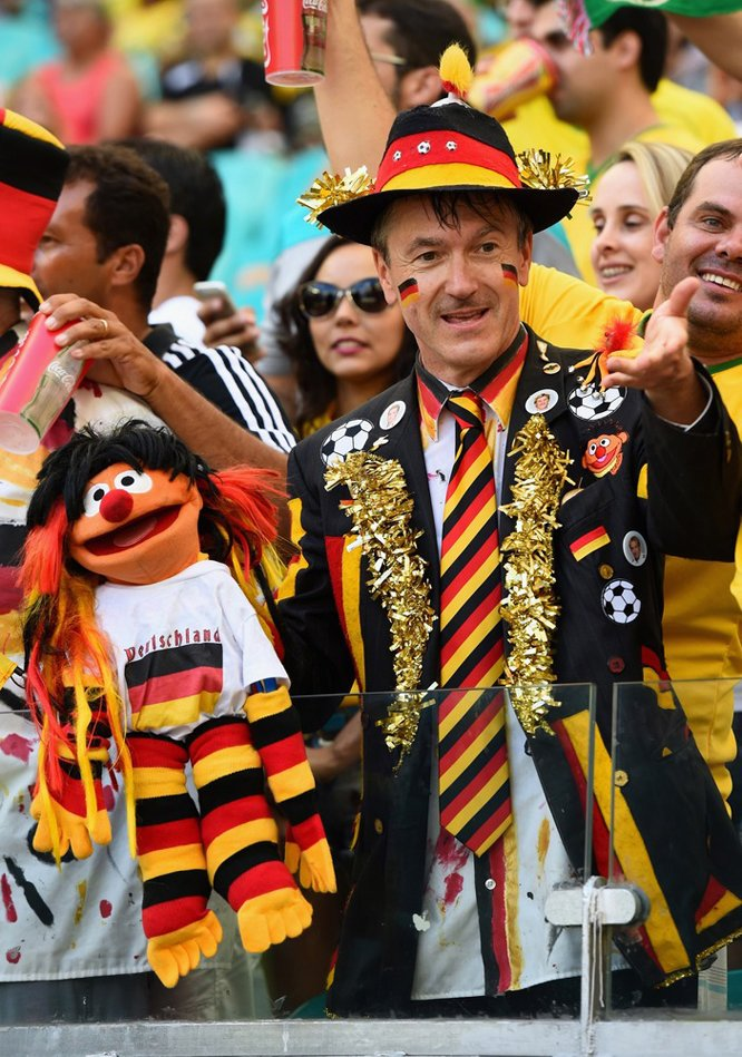 creative costumes fans at World Cup 2014 (2)