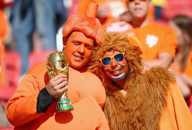 creative costumes fans at World Cup 2014 (1)