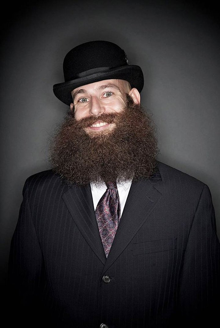 The World Beard and Moustache Championships (5)