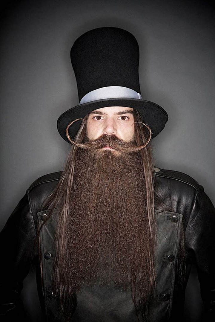 The World Beard and Moustache Championships (4)