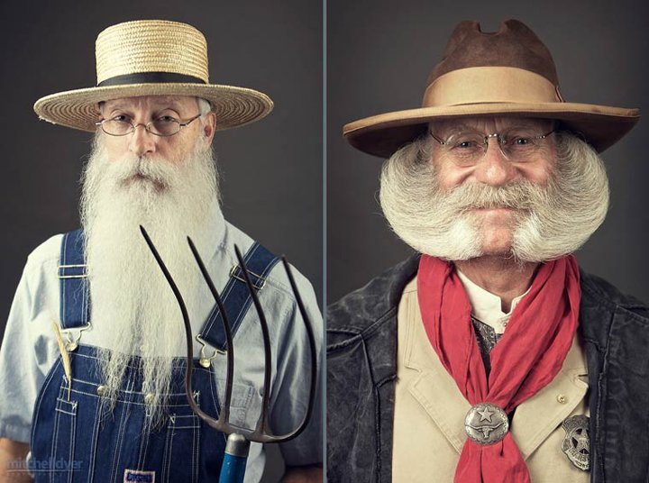 The World Beard and Moustache Championships (2)