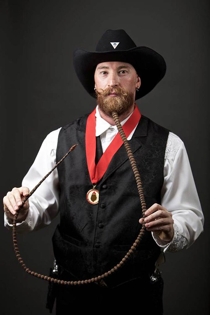 The World Beard and Moustache Championships (1)