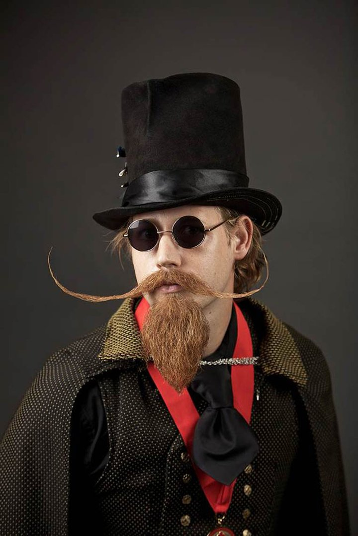 The World Beard and Moustache Championships (9)