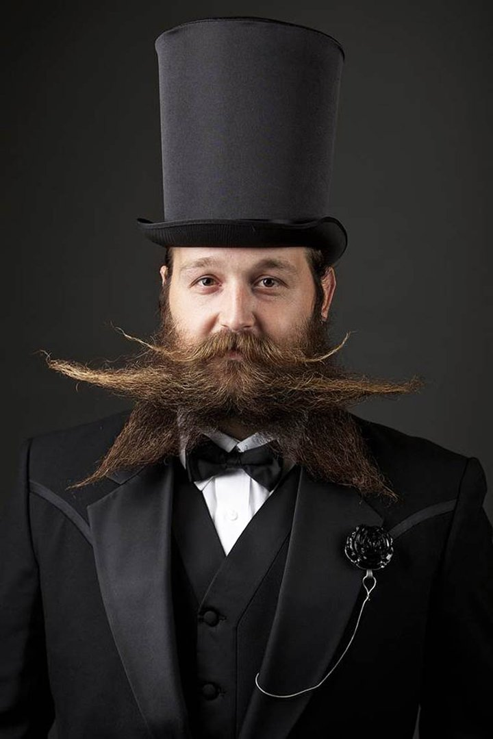 The World Beard and Moustache Championships (8)