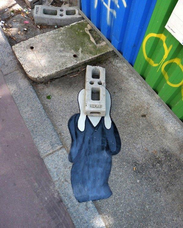 Clever Street Art (7)