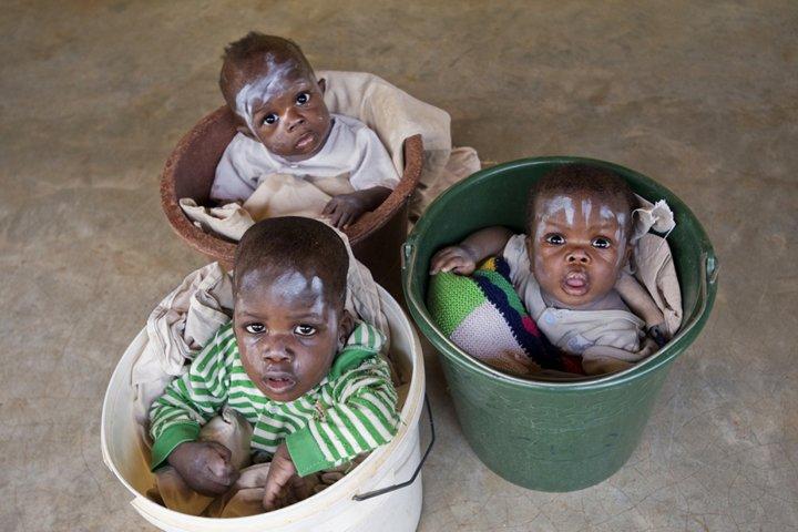 Beyond Poverty: Portraits of Children (11)