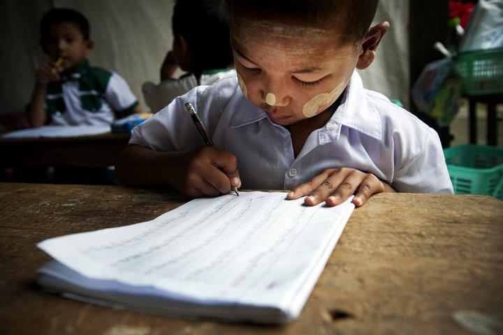 Beyond Poverty: Portraits of Children (9)