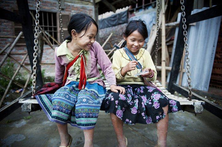 Beyond Poverty: Portraits of Children (8)