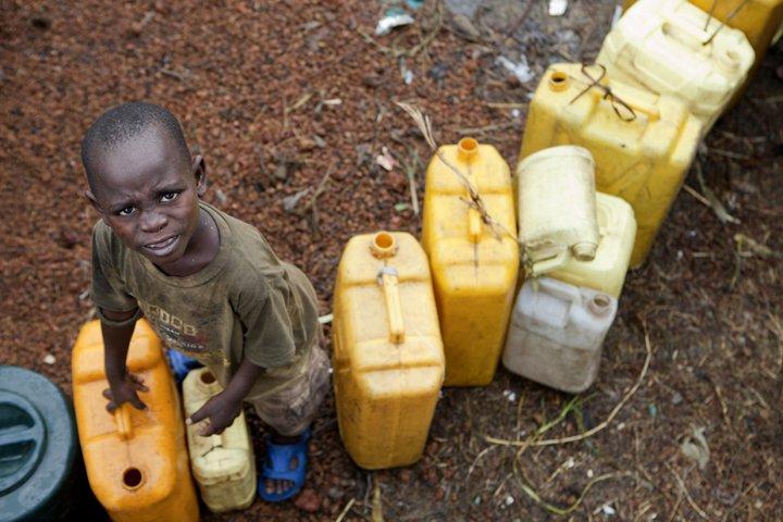 Beyond Poverty: Portraits of Children (4)