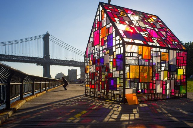 Glass House, Brooklyn, New York (7)