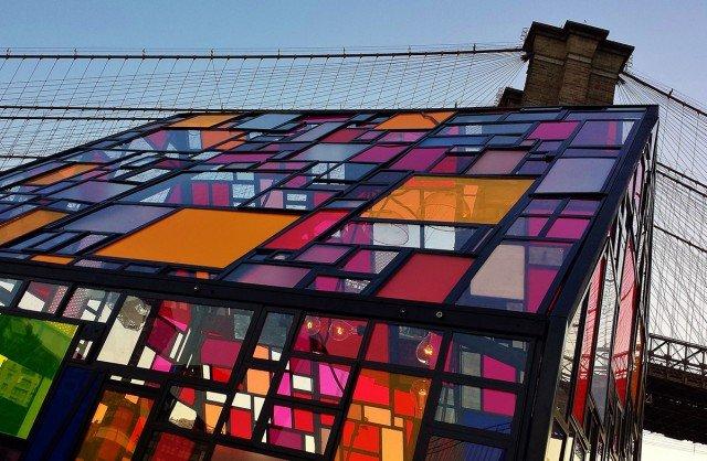 Glass House, Brooklyn, New York (5)