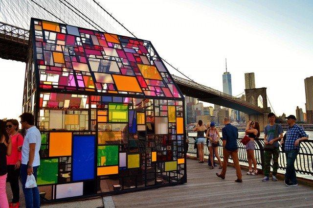 Glass House, Brooklyn, New York (4)