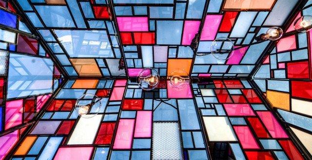 Glass House, Brooklyn, New York (1)