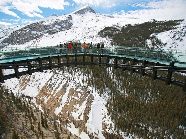 glacier-skywalk