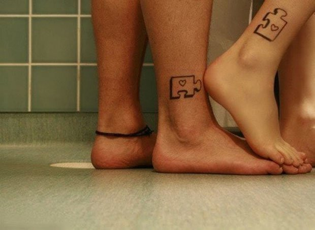 Romantic Couples Tattoo Designs  (55)