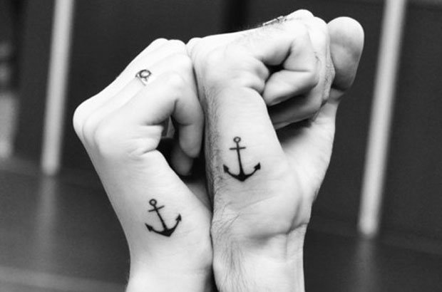 Romantic Couples Tattoo Designs  (49)