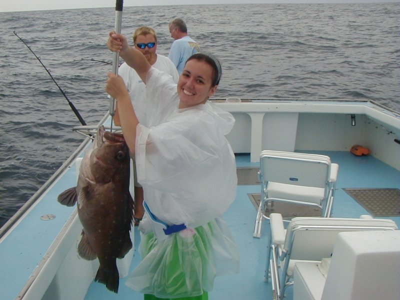 Successful capture pictures - Oregon inlet fishing  (7)