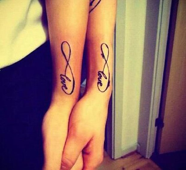 Romantic Couples Tattoo Designs (35)