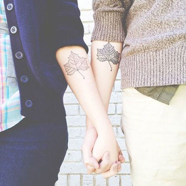 Romantic Couples Tattoo Designs (32)