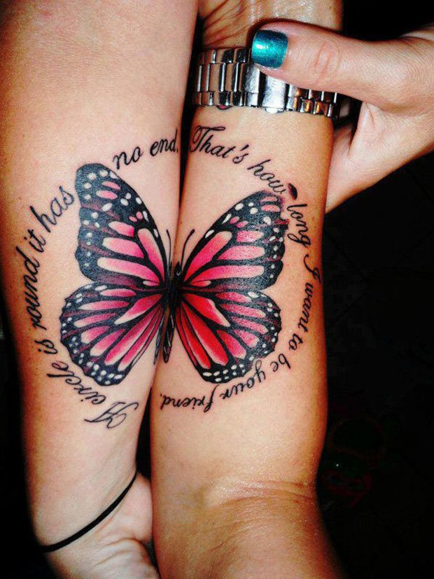 Romantic Couples Tattoo Designs  (22)