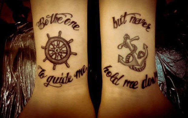 Romantic Couples Tattoo Designs  (11)