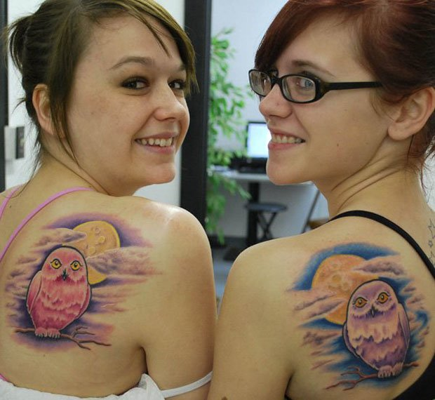 Romantic Couples Tattoo Designs  (10)