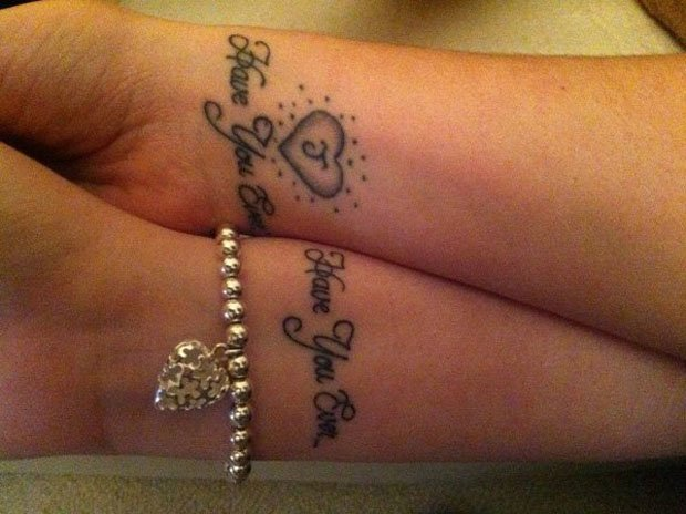 Romantic Couples Tattoo Designs  (9)