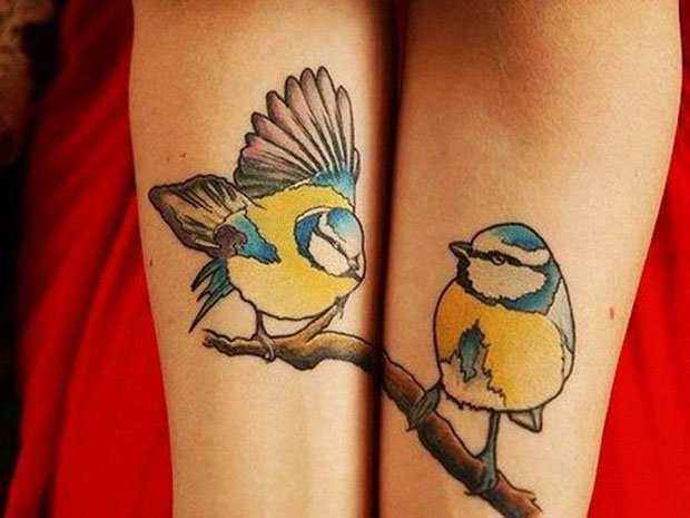 Romantic Couples Tattoo Designs  (8)