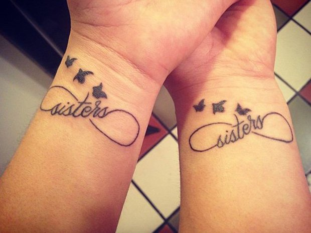Romantic Couples Tattoo Designs (7)