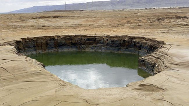 The Dead Sea Sinkhole  (12)