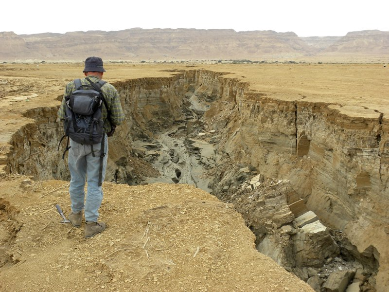 The Dead Sea Sinkhole  (6)