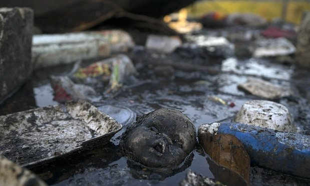 Rio 2016: contamination and expenses sloppy Olympic waters (11)