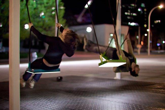 Beautiful creative and original swings World (2)