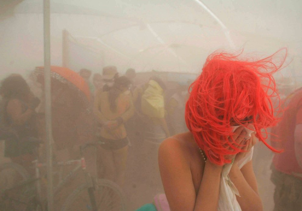 Burning Man - Black Rock Desert in Nevada (27)