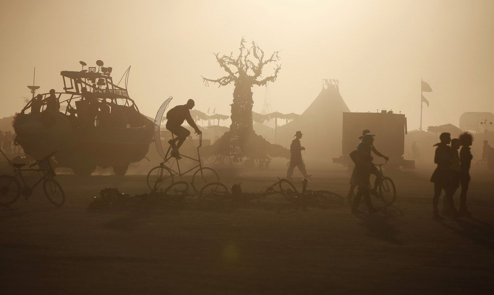 Burning Man - Black Rock Desert in Nevada (25)
